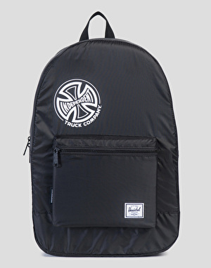 Herschel Supply Co. x Independent Trucks Packable Daypack - Black