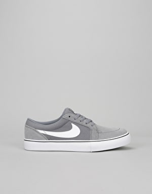 Nike SB Satire II Boys Skate Shoes - Cool Grey/White/Black