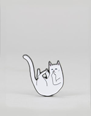 RIPNDIP Falling For Nermal Pin - White