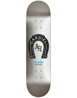 Anti Hero Cardiel 'Caballitos' Plata Pro Deck - 8.06