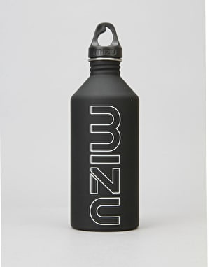 MIZU M12 ST 1200ml/40oz Water Bottle - Black/White