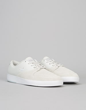 Nike SB Paul Rodriguez X Skate Shoe - White/Pure Platinum-Black