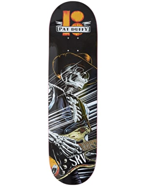 Plan B Duffy Cold Shot BLK ICE Pro Deck - 8.375