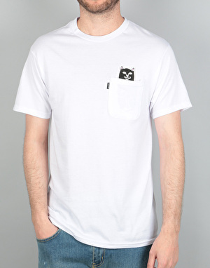 RIPNDIP Lord Jermal Pocket T-Shirt - White