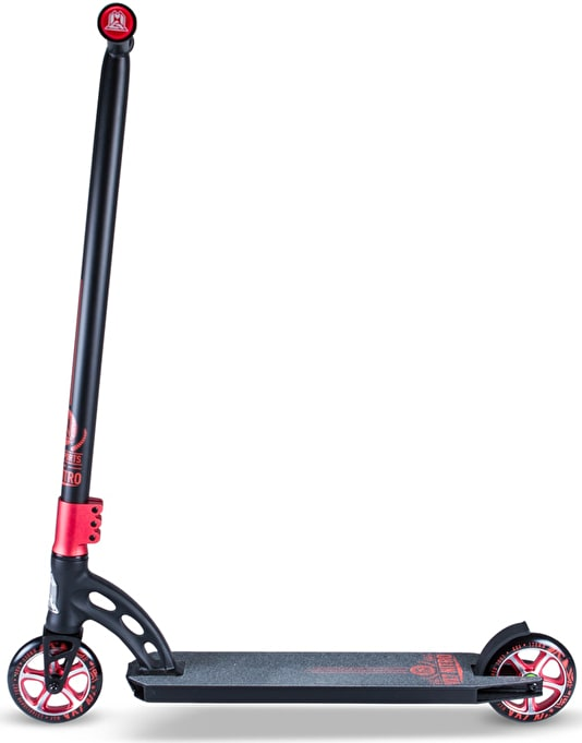Madd MGP VX7 Nitro Pro Scooter - Black/Red