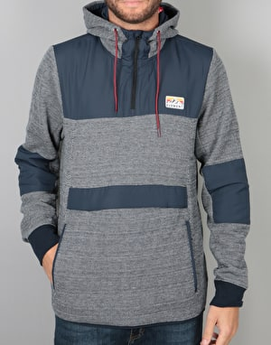 Element Highland 2.0 Pullover Hoodie - Eclipse Navy Heather