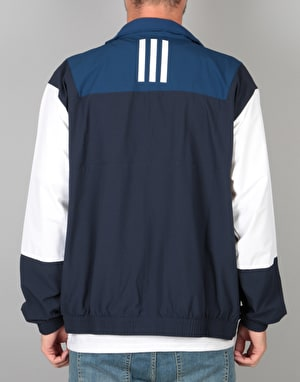 Adidas Blocked Wind Jacket - Legend Ink
