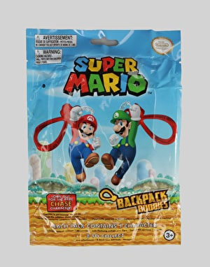 Super Mario Backpack Buddies