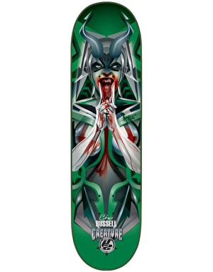 Creature Russell Bad Habits P2 Pro Deck - 8.5