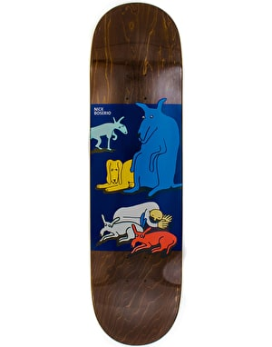 Polar Boserio All My Dogs Pro Deck - 8.5