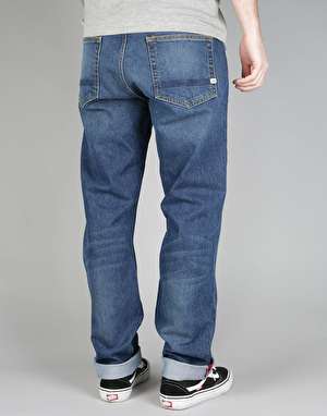 Element Desoto Denim Jeans - MB Mid Used