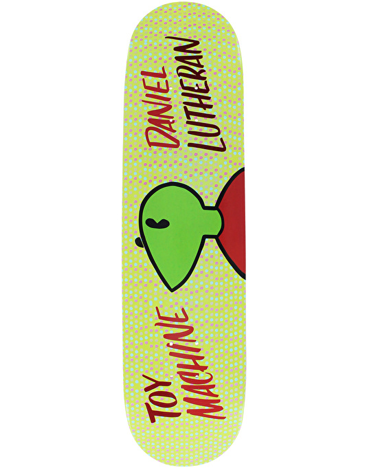 Toy Machine Lutheran Toon Time Pro Deck - 8.125""