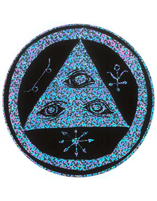 "Welcome 5"" Talisman Sticker"