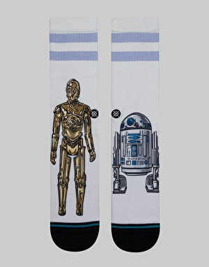Stance x Star Wars Prime Condition Socks - White