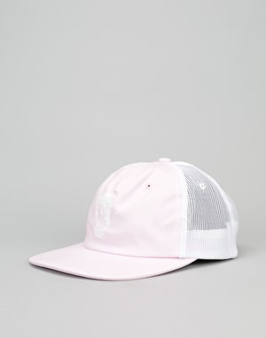 Diamond Supply Co. x Marilyn Monroe Blow Up Trucker Cap - Pink