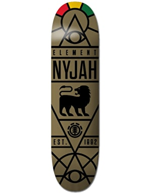 Element Nyjah Providence Featherlight Pro Deck - 7.75