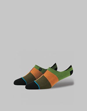 Stance Mateo Super Invisible Socks - Green