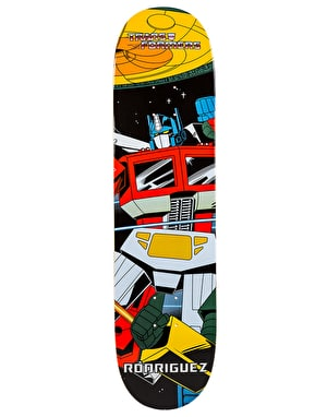 Primitive x Transformers P-Rod Optimus Prime Pro Deck - 7.875