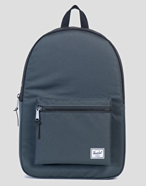 Herschel Supply Co. Settlement Backpack - Dark Shadow/Black