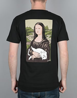 RIPNDIP Nerma Lisa Pocket T-Shirt - Black