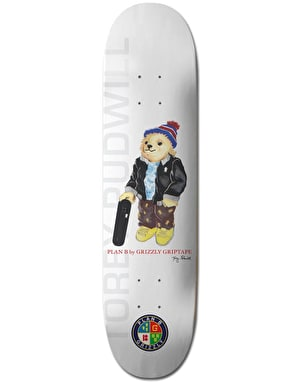 Grizzly x Plan B Pudwill Pro Deck - 7.8