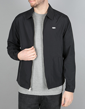 Obey Eighty Nine Jacket - Black