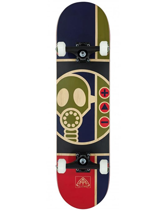 Alien Workshop Gas Mask Complete Skateboard - 8""
