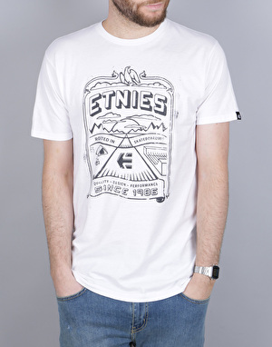 Etnies Deep Roots T-Shirt - White