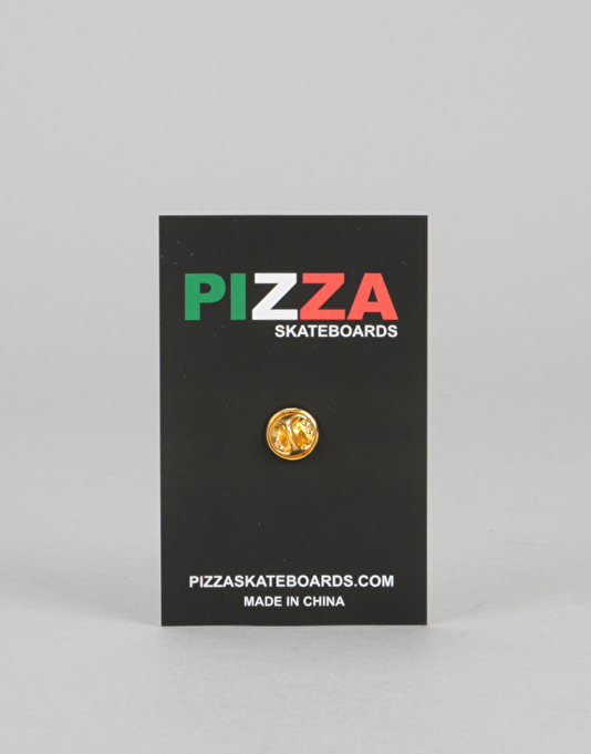 Pizza Fumar Pin - Multi