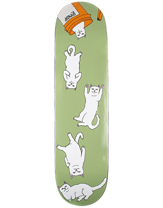 RIPNDIP Nermal Pills Skateboard Deck - 8.25""