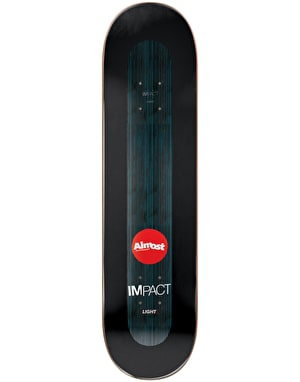 Almost Haslam Neon Power Supply Impact Light Pro Deck - 8.5