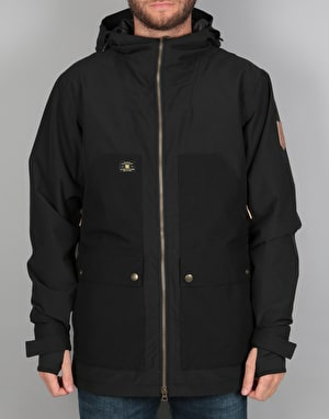 DC Summit 2017 Snowboard Jacket - Black