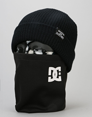 DC Jose Neckwarmer - Black