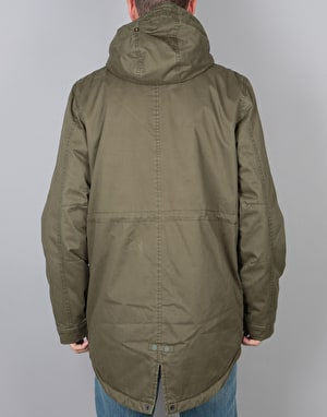 Element Roghan Plus Jacket - Moss Green