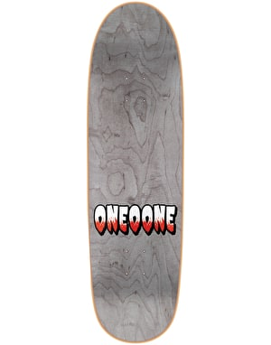 101 Gabriel Drill Silk Screened Ltd Edition Pro Deck - 8.9