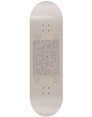 WKND Cubicle Maze Team Deck - 8.38