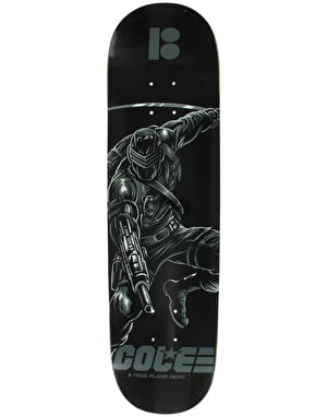 Plan B Cole Darkness BLK ICE Pro Deck - 8.25