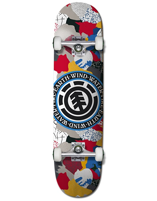 Element Cut Out Seal Complete Skateboard - 7.75""