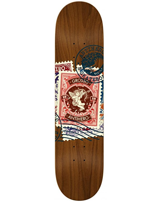 Anti Hero Grosso Postal Pro Deck - 8.75""