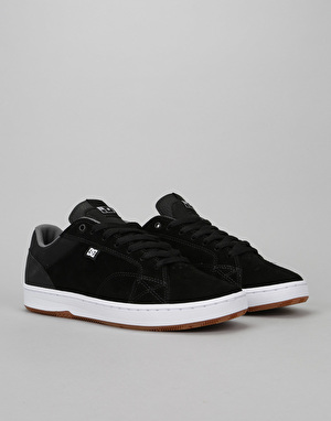 DC Astor S Skate Shoes - Black/White