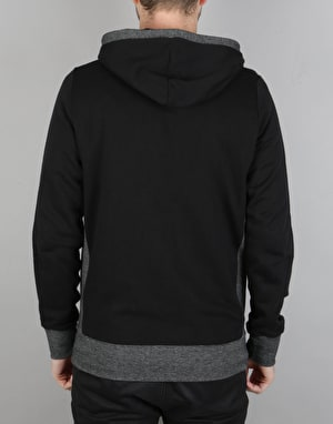 Element Foster Zip Hoodie - Flint Black