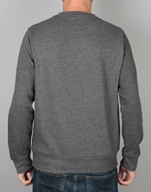 Element Blazin Crew - Charcoal Heather