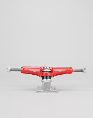 Royal x Chocolate 5.25 Standard Team Trucks - Red/Raw