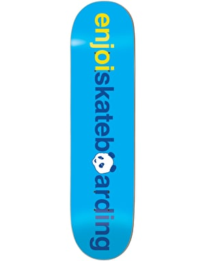 Enjoi No Brainer V2 Team Deck - 8.375