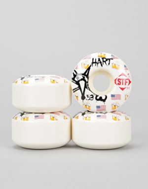 Bones Hart Cheers V1 STF Pro Wheel - 53mm