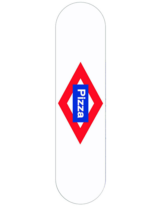 Pizza Sol Team Deck - 8.125""