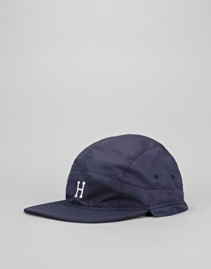 HUF Summit Volley 5 Panel Cap - Navy