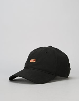 Route One Hot Dog Cap - Black