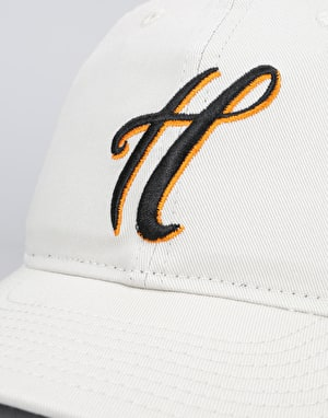 The Hundreds x New Era 29Twenty Maker Strapback Cap - Off White