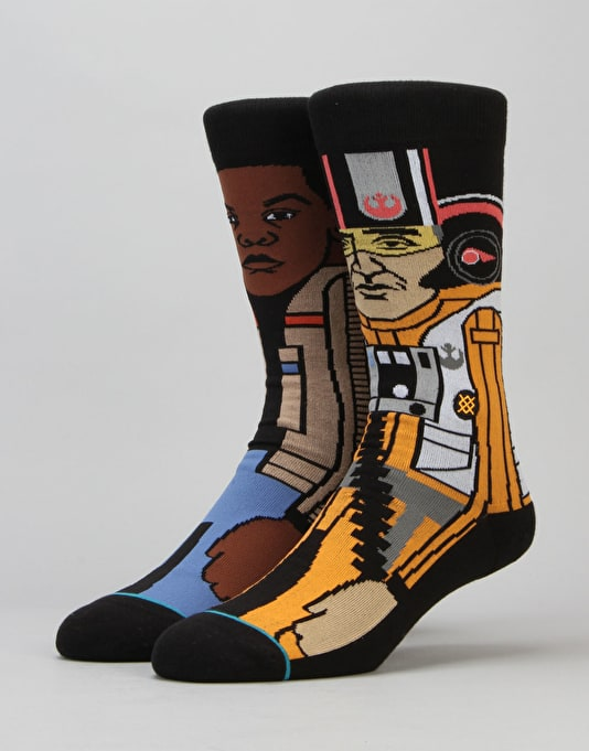 Stance x Star Wars The Resistance Socks - Tan